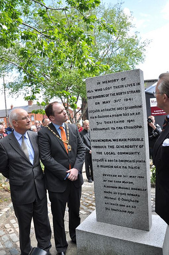 North Strand Bombing Commemoration