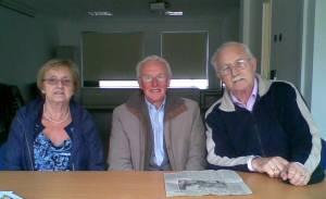 Maura Clarke (née Roche), Brendan Roche and Vincent Roche